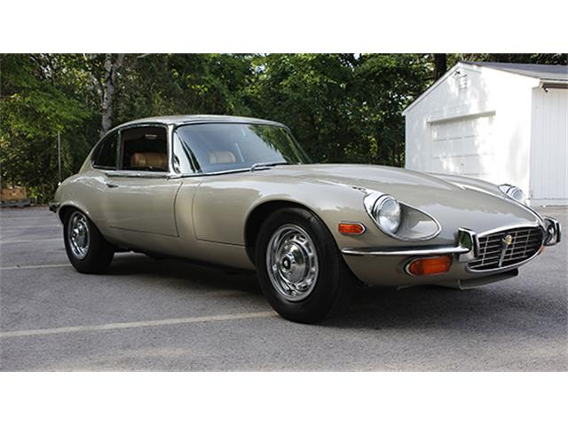 1971 Jaguar E-Type Series III V-12 2+2 | 886026