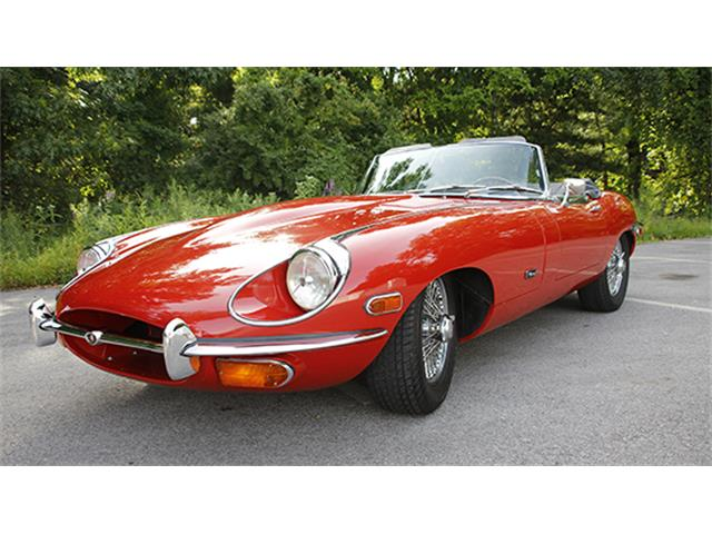 1971 Jaguar E-Type Series II 4.2 Roadster | 886027