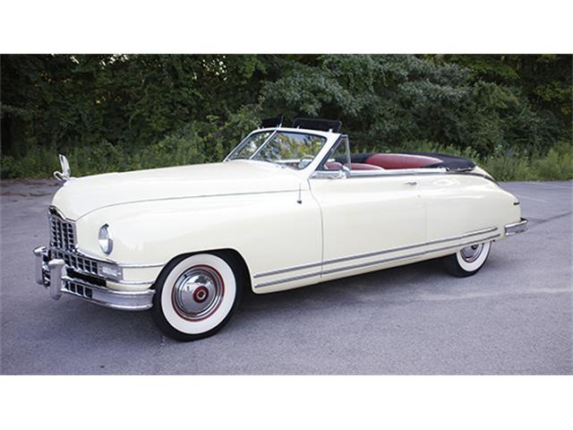 1949 Packard Custom Eight Convertible Victoria | 886028