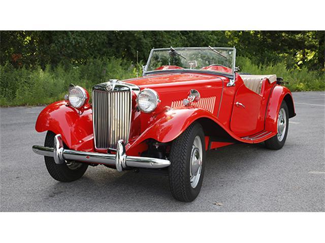 1952 MG TD | 886029