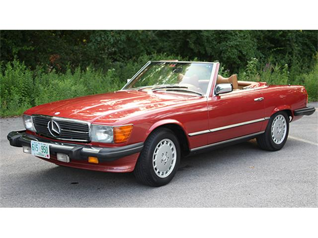 1978 Mercedes-Benz 450SL Convertible | 886030