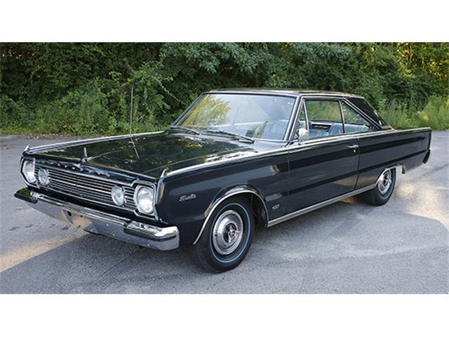 1966 Plymouth Satellite 426 Hemi Two-Door Hardtop | 886033