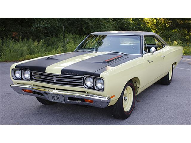 1969 Plymouth Road Runner Two-Door Hardtop | 886035