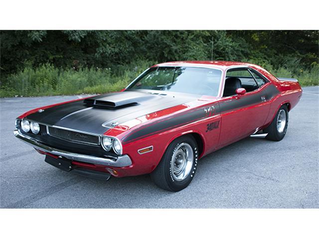 1970 Plymouth Cuda | 886036