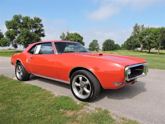 1968 Pontiac Firebird | 880604