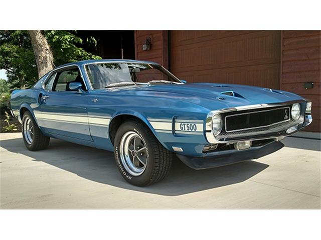 1969 Ford Mustang | 886041
