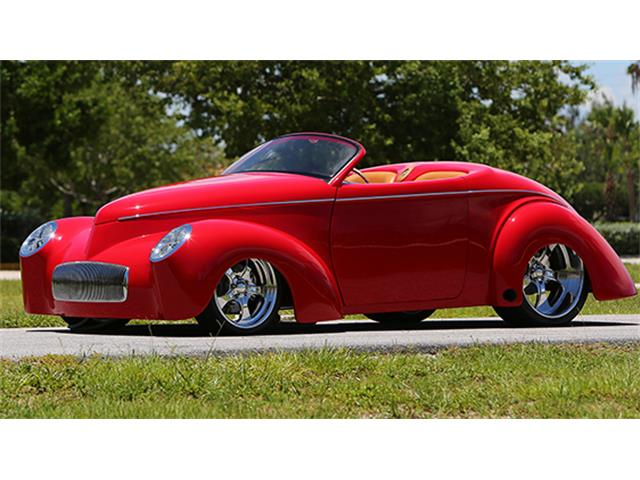 1941 Willys Roadster Replica Custom | 886042