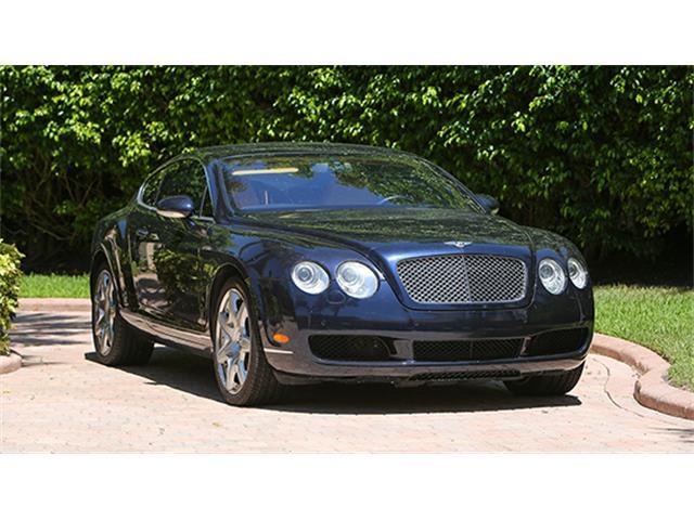 2005 Bentley Continental | 886043