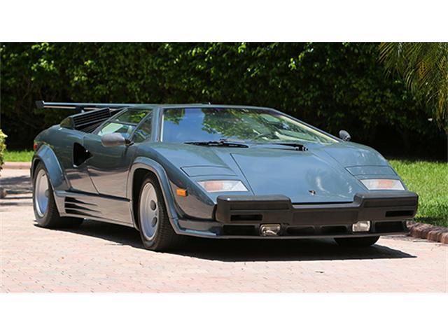 1988 Lamborghini Countach 5000 Quatrovalvole | 886045
