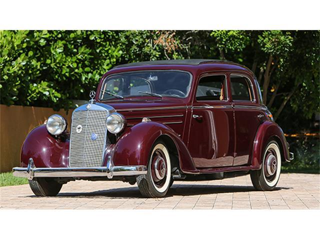 1952 Mercedes-Benz 170   886046