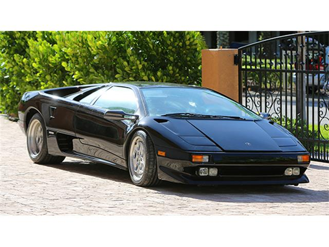 1991 Lamborghini Diablo | 886048