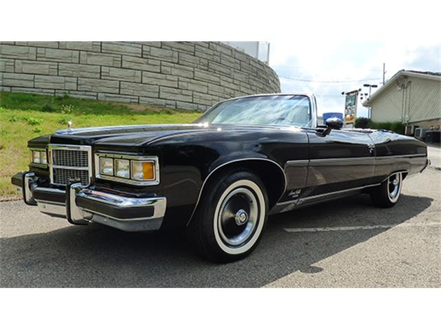 1975 Pontiac Grand Ville Convertible | 886049