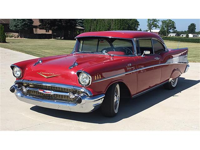 1957 Chevrolet Bel Air Restomod Sport Coupe | 886050