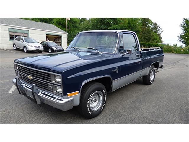 1983 Chevrolet Silverado | 886051