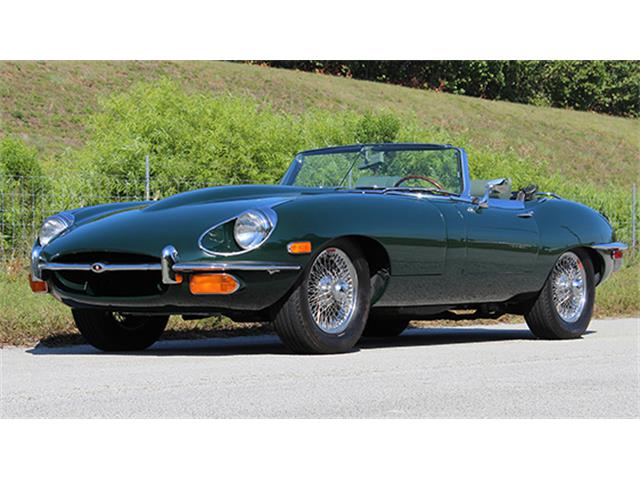 1970 Jaguar E-Type Series II 4.2 Roadster | 886053