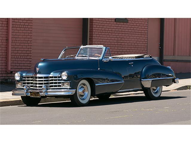 1946 Cadillac Series 62 | 886055