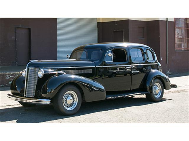 1937 Buick Special Restomod Trunk Back Sedan | 886058