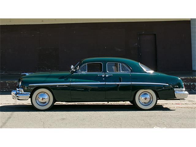 1951 Lincoln Four-Door Sport Sedan | 886060