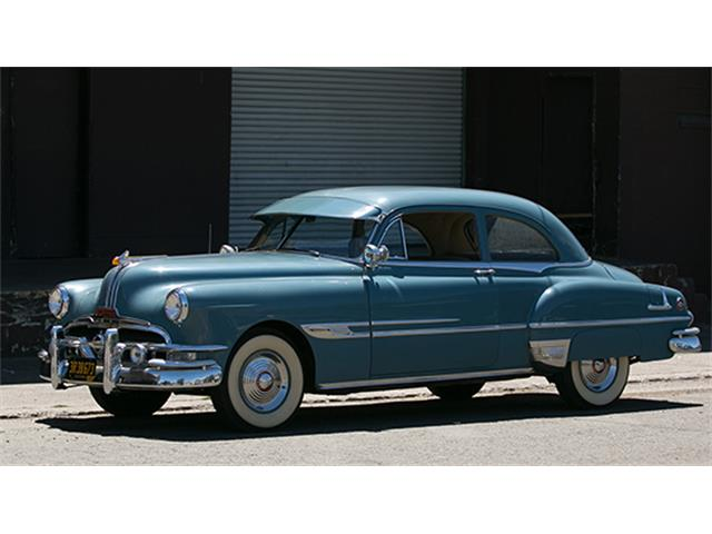 1952 Pontiac Chieftain Deluxe Two-Door Sedan | 886063