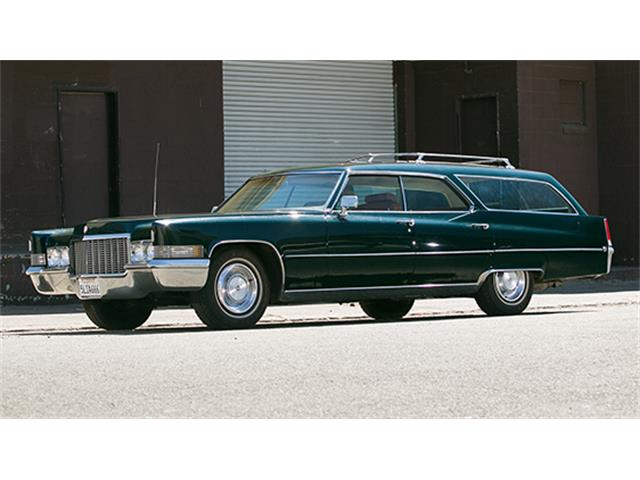 1969 Cadillac DeVille Station Wagon | 886066