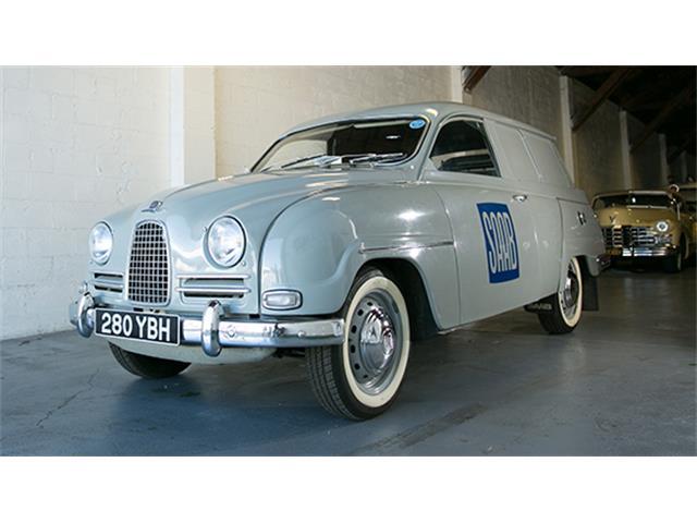 1962 Saab 95 Panel Van | 886070
