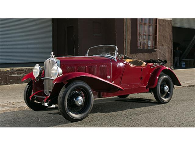 1931 Fiat 521C Tourer | 886071