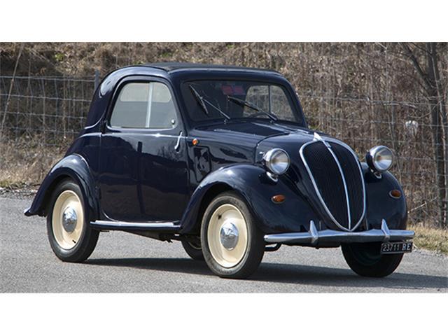 1948 Fiat Topolino Cabriolet | 886074