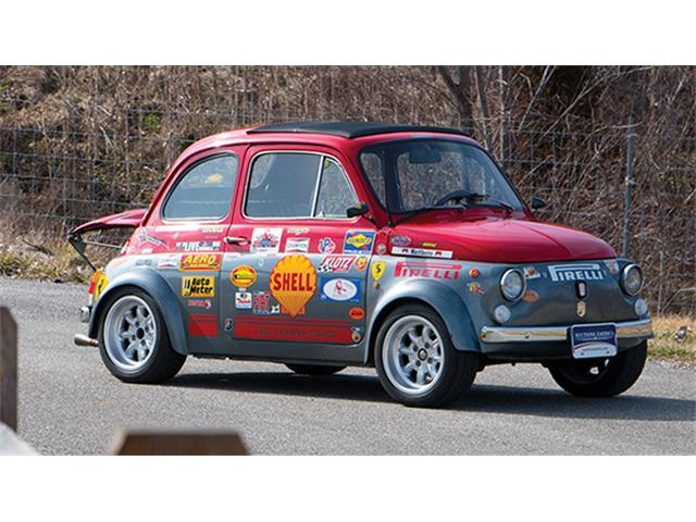 1970 Fiat 500L Coupe Custom | 886075