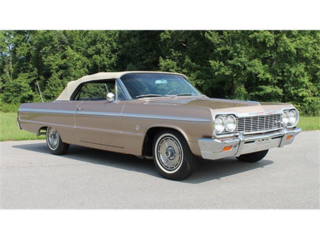 1964 Chevrolet Impala SS 409 Convertible | 886076