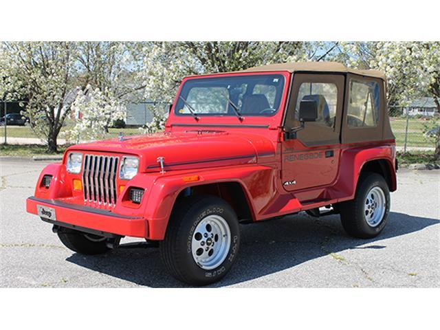 1992 Jeep Wrangler | 886080