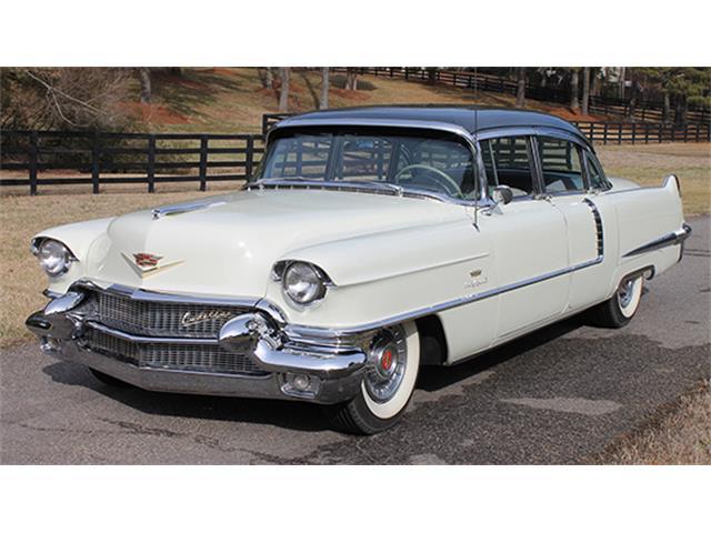 1956 Cadillac Sixty Special Fleetwood Sedan | 886083