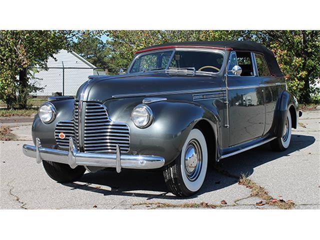 1940 Buick Roadmaster Sport Phaeton | 886085