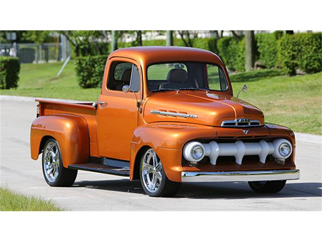 1951 Ford F-1 Restomod Pickup | 886090