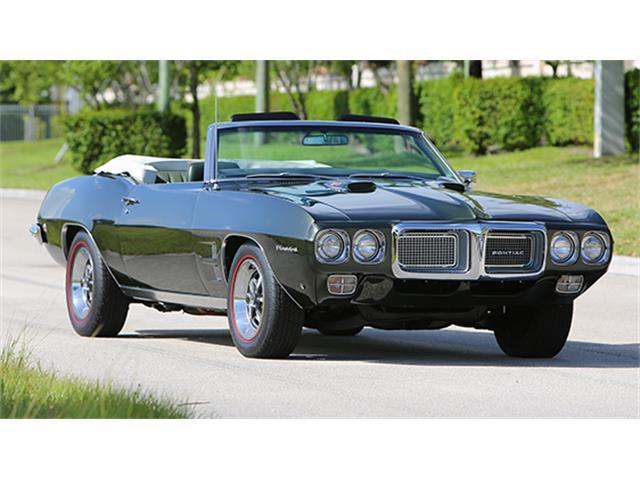 1969 Pontiac Firebird 400 Convertible | 886091