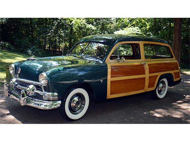 1951 Ford Country Squire Station Wagon | 886096