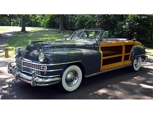 1948 Chrysler Town & Country Convertible | 886097