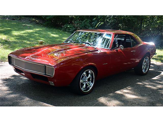 1967 Chevrolet Camaro RS Sport Coupe Custom | 886098