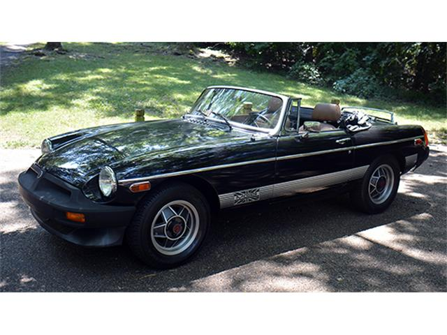 1980 MG MGB Limited Edition Roadster | 886100