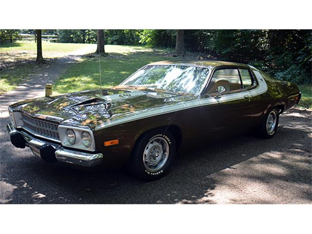 1973 Plymouth Road Runner 440 Coupe | 886101