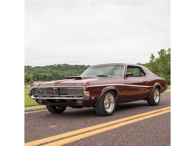 1969 Mercury Cougar XR7 | 886107