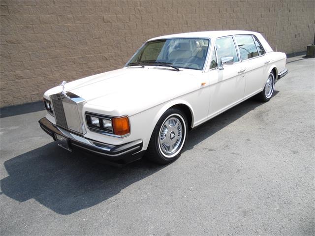 1991 Rolls-Royce Silver Spur | 886108