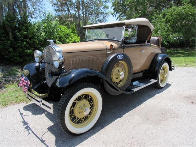 1931 Ford Model A | 886114