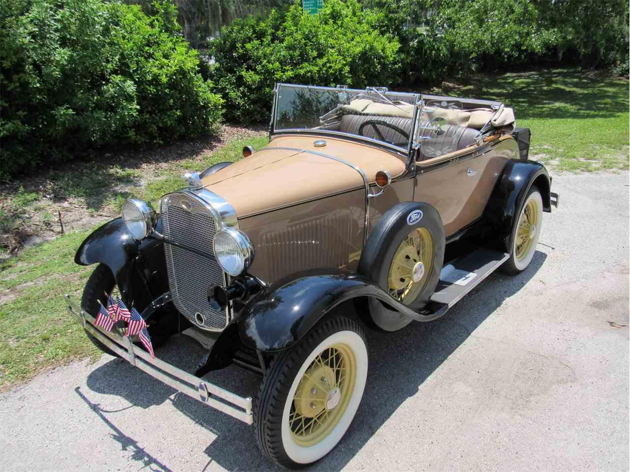 1931 ford model a for sale cc 886114. Black Bedroom Furniture Sets. Home Design Ideas