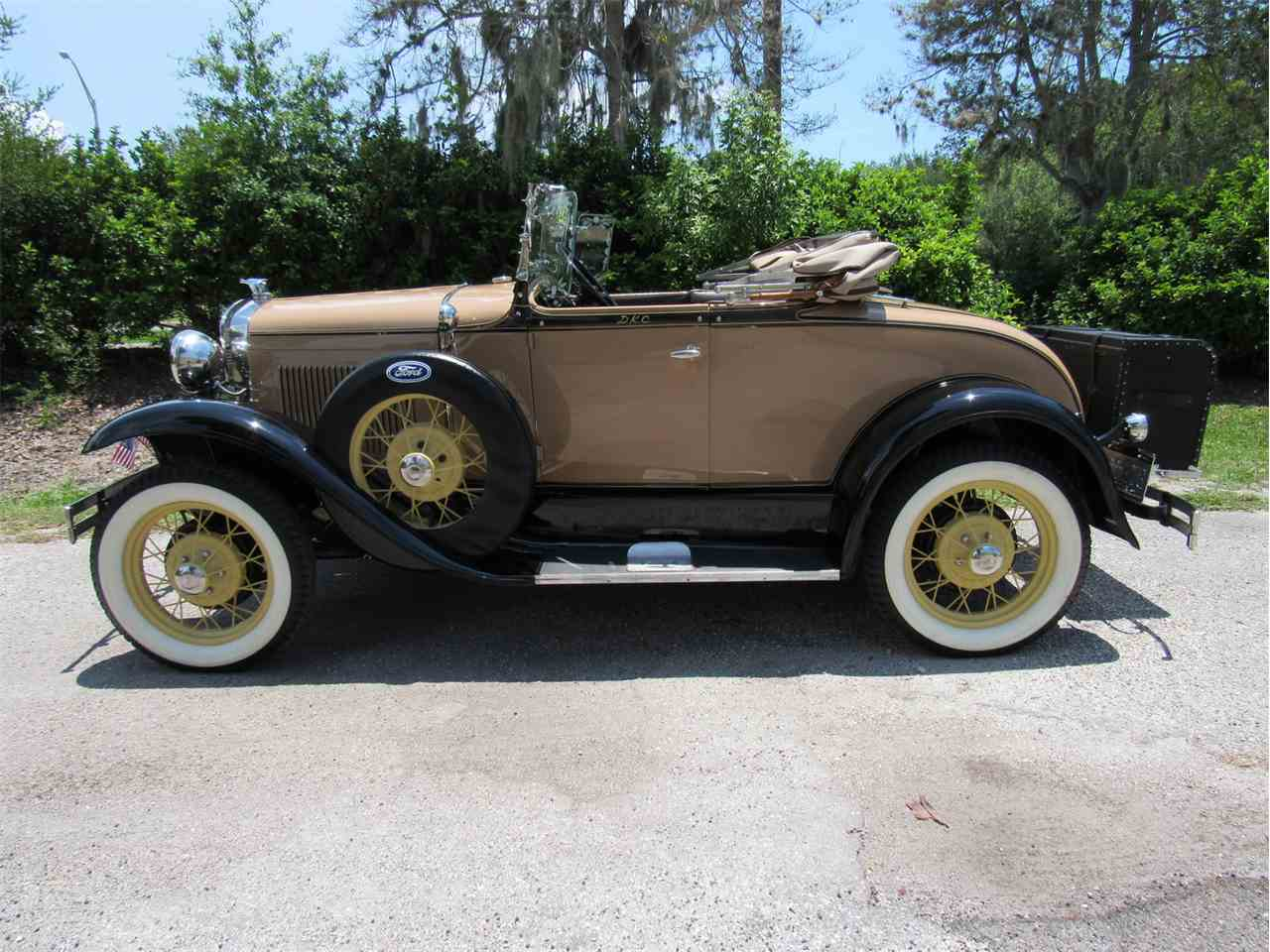 Large Picture of '31 Model A - IZQA