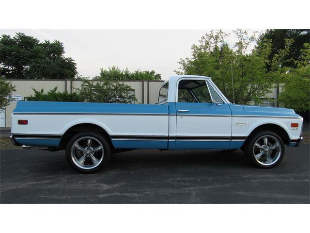 1972 Chevrolet C/K 10 | 886115