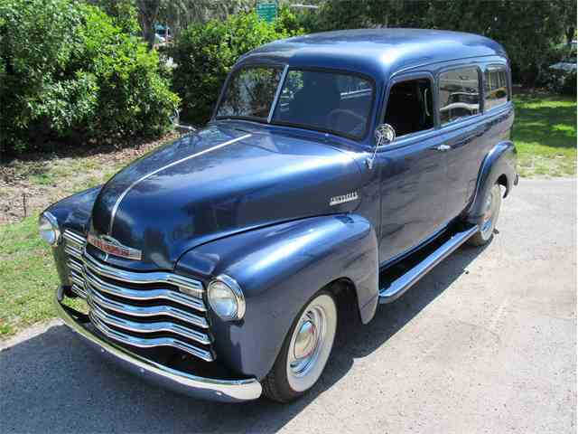 1949 Chevrolet Suburban | 886116