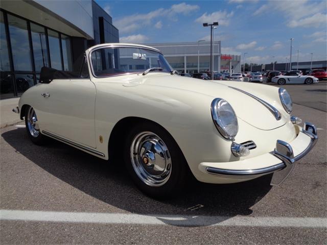 1962 Porsche 356B | 886121