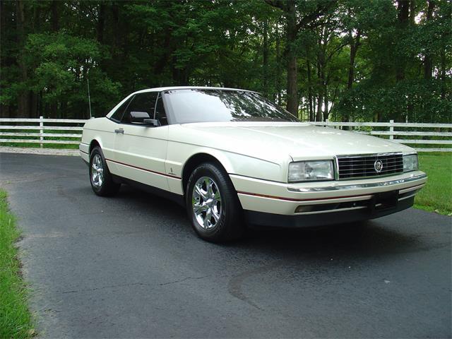 1987 cad allante | 886125