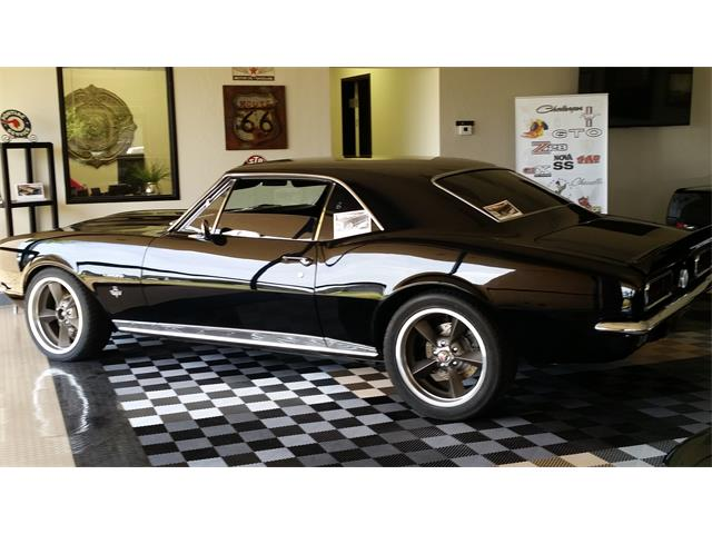 1967 Chevrolet Camaro RS | 886126