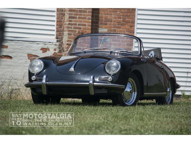 1960 Porsche 356B | 886127